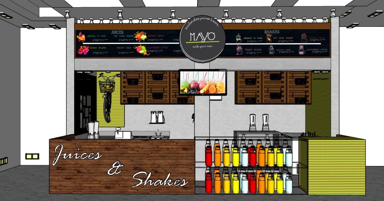 Juices & Shakes (Mayo) Opening Ceremony